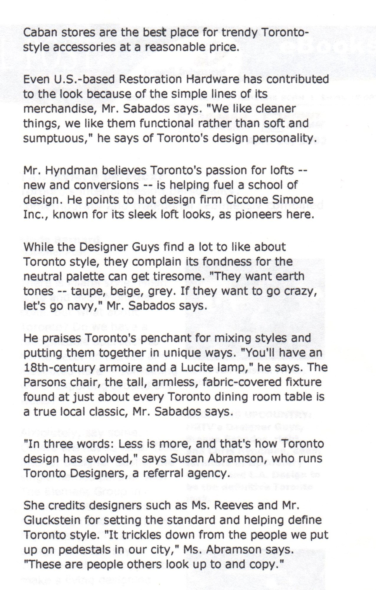 National Post Feature - Page 3 of 3