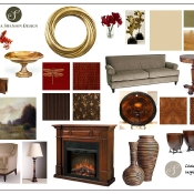 Inspiration Board - Living Room [2]