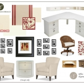 Inspiration Board - Office