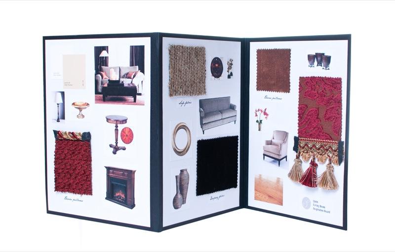 Design at your Doorstep Inspiration Board